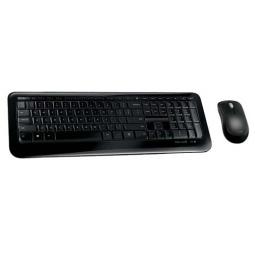 фото Клавиатура с мышью Microsoft Wireless Desktop 850 Black USB
