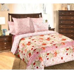 фото Комплект постельного белья Королевское Искушение «Теплый день». 1,5-спальный