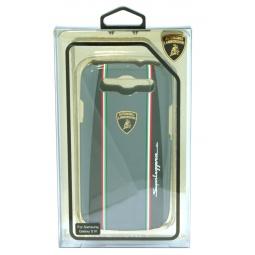 фото Чехол Lambordghini Cover Superleggera D1 для Sony Xperia S. Цвет: зеленый