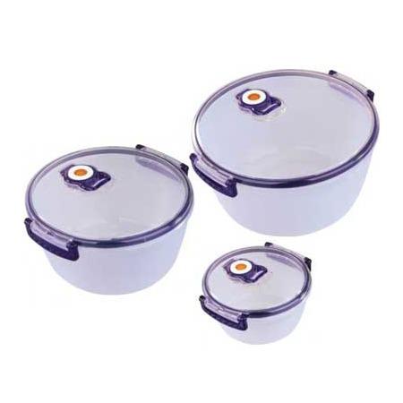 Купить Набор контейнеров вакуумных Bekker BK-5102