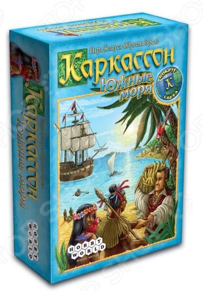 Игра настольная Мир Хобби «Каркассон. Южные моря» сэл э мир моря