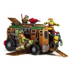 фото Транспортное средство для супергероев Nickelodeon для путешествия по подземелью 94010