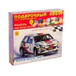 фото Подарочный набор сборной модели автомобиля Моделист 20878 «Форд Фокус» WRC