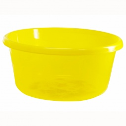 фото Таз IDEA. Цвет: желтый. Объем: 8 л