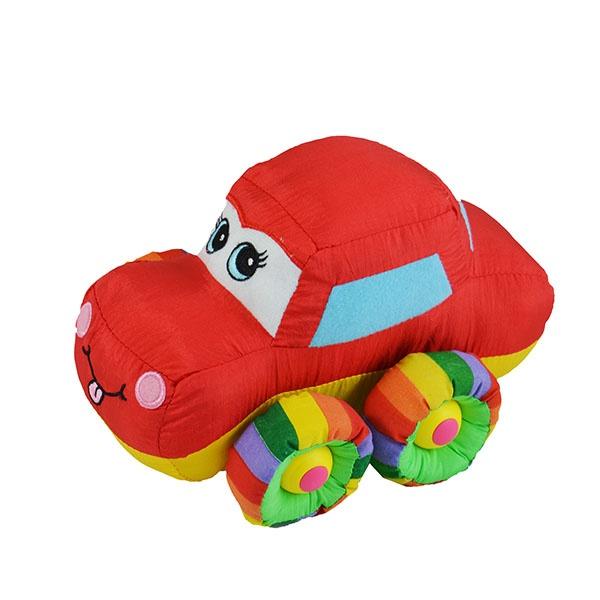 Игрушка мягкая музыкальная Tongde «Машинка» В72431 музыкальная игрушка удивительный гриб babybaby в смоленске