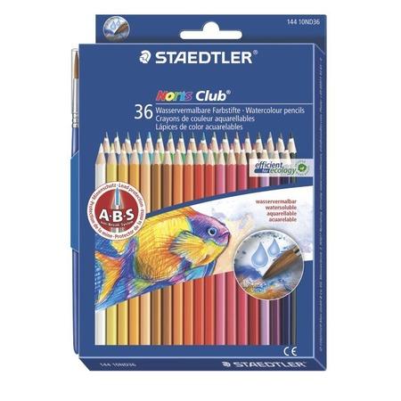 Купить Набор акварельных карандашей Staedtler 14410ND36