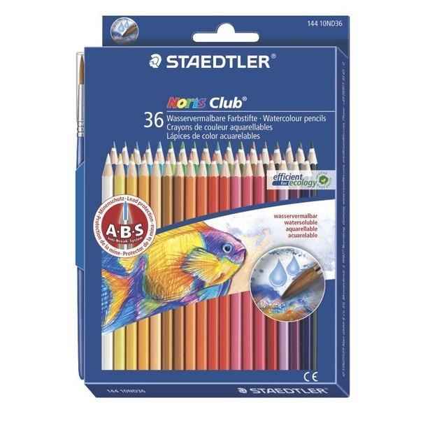 фото Набор акварельных карандашей Staedtler 14410ND36