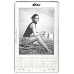 фото Книга электронная Ritmix RBK-750. Цвет: белый