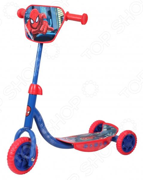 Самокат трехколесный MARVEL Spider-Man 1toy самокат spider man