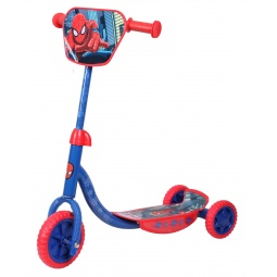 фото Самокат трехколесный MARVEL Spider-Man