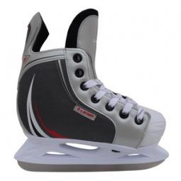 фото Коньки хоккейные раздвижные Larsen Bullet. Размер: M (32-35)