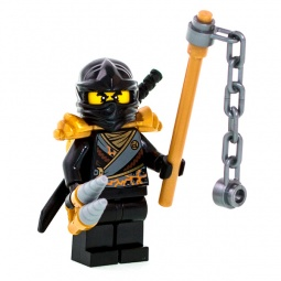 фото Фигурка сборная LEGO «Воин Коул»