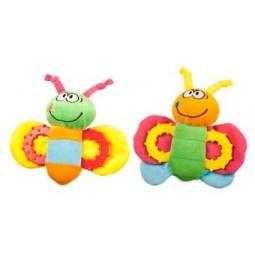 фото Набор игрушек развивающих Жирафики «Стрекоза и бабочка»