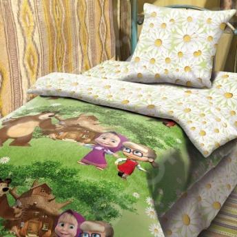 Детский комплект постельного белья Непоседа Двое на одного детский комплект постельного белья непоседа на рыбалке