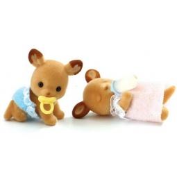 фото Набор игрушек-зверюшек Sylvanian Families 3237 «Оленята-двойняшки»