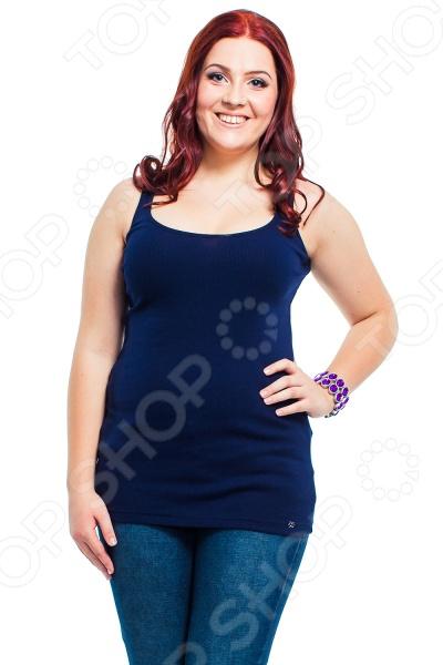Майка Mondigo XL 8347. Цвет: темно-синий