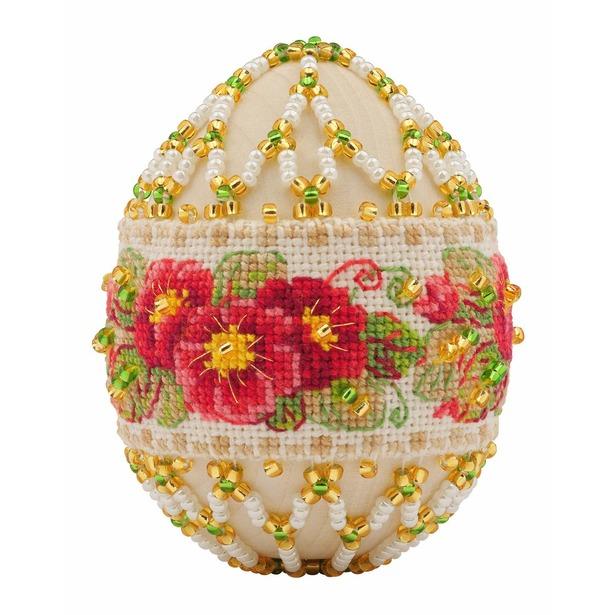 фото Подарочный набор «Яйцо пасхальное. Примула»
