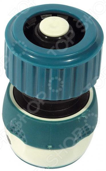 Соединитель двухкомпонентный шланг-насадка с автостопом Raco Comfort-Plus двухкомпонентный клей для бамперов