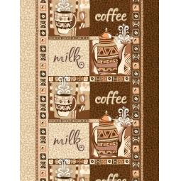 Купить Полотенце вафельное ТексДизайн «Кофе»