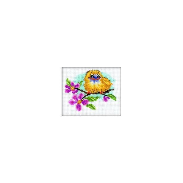 фото Набор для вышивания RTO «Веселый птенец»