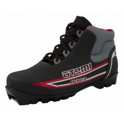 Купить Ботинки лыжные Atemi A303. Цвет: красный