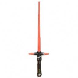 Купить Меч со световыми эффектами Hasbro раздвижной Star Wars