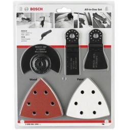 Купить Набор насадок для универсального инструмента Bosch 2608661694