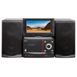 фото Микросистема DVD Mystery MMK-825U