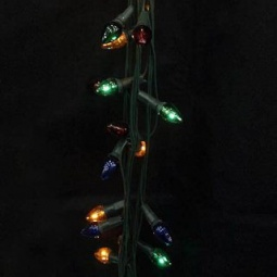 фото Гирлянда электрическая Новогодняя сказка «Свечи» NS97760