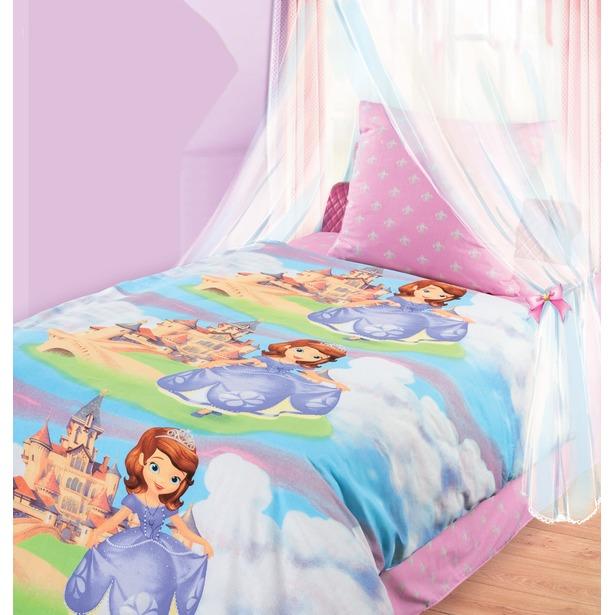 фото Детский комплект постельного белья Непоседа «Сказочный замок»