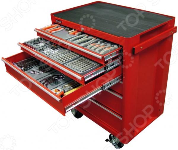 Шкаф инструментальный подкатной Big Red TBR3006-X