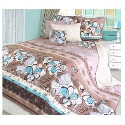 фото Комплект постельного белья Королевское Искушение «Серпантин». Евро