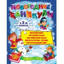 Купить Новогодние каникулы в 3-м классе