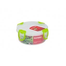 фото Контейнер для хранения продуктов Oursson Clip Fresh CP0400R. Цвет: зеленый