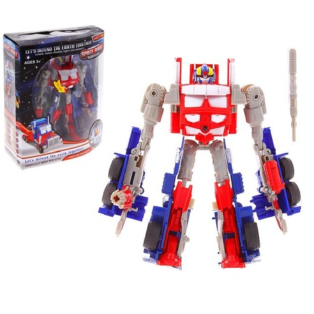 Купить Игрушка-трансформер Shantou Gepai D622-E195A