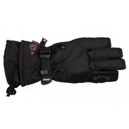 Купить Перчатки горнолыжные GLANCE Fighter (2012-13). Цвет: черный