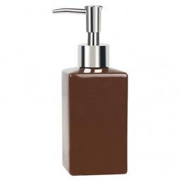 Купить Ёмкость для жидкого мыла керамическая Spirella Quadro