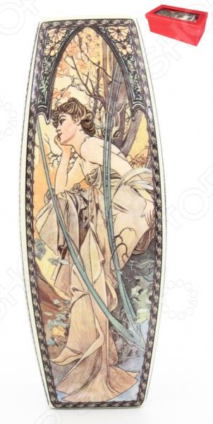 Ваза Elan Gallery «Мгновения» 503295 вазы elan gallery ваза павлин в райском саду