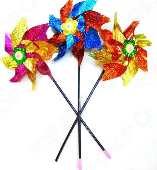 Игрушка-вертушка Shantou Gepai голографическая «Чародейка». В ассортименте