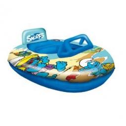 Купить Лодка надувная детская Mondo «Смурфы»