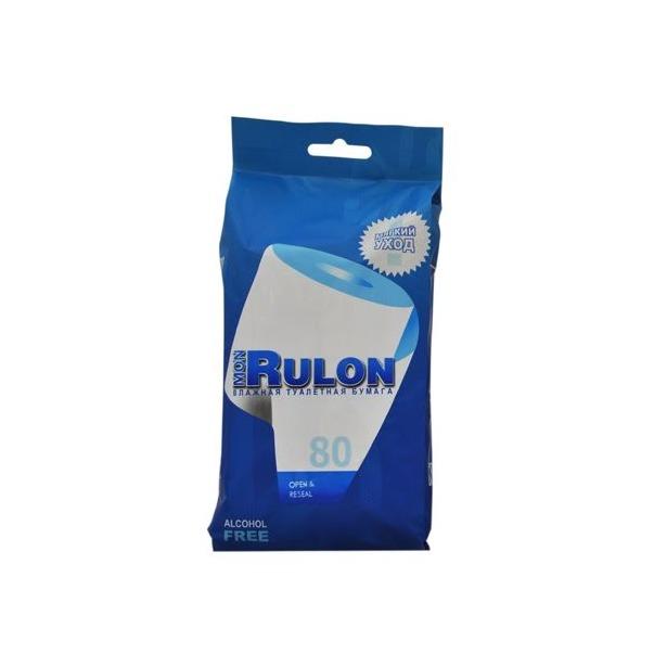 фото Туалетная бумага влажная гипоаллергенная антибактериальная Авангард MR-48124 Mon Rulon
