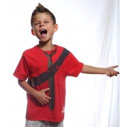 фото Футболка детская Warrior Poet Tele Love SS T-Shirt