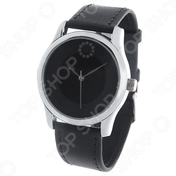 Часы наручные Mitya Veselkov «Пластинка» часы настенные mitya veselkov пластинка цвет белый черный mvc nast 027