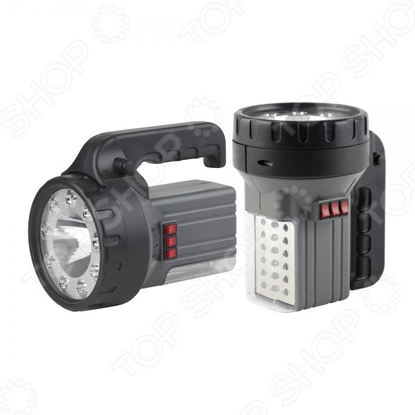 Фонарь аккумуляторный Эра FA58M фонарь ручной эра цвет металл