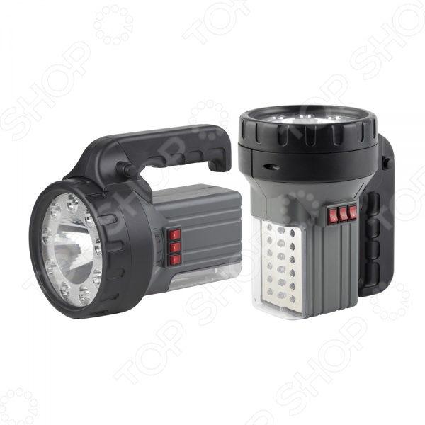 Фонарь аккумуляторный Эра FA58M фонарь эра l40