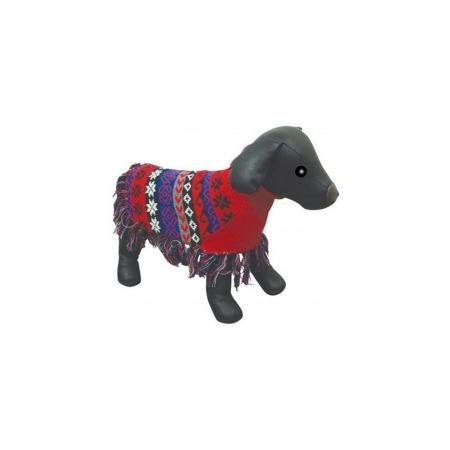Купить Свитер-пончо для собак DEZZIE «Индиан»