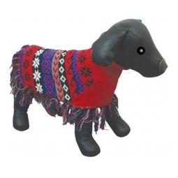 фото Свитер-пончо для собак DEZZIE «Индиан». Размер: 20 см