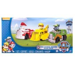фото Набор игровой для мальчика Paw Patrol «3 маленькие машинки»
