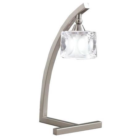 Купить Настольная лампа декоративная Mantra Cuadrax 0954