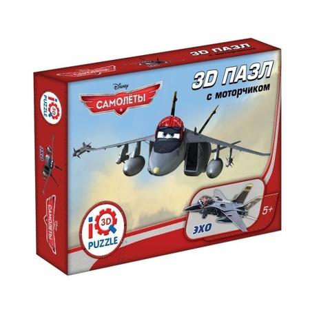 Купить Пазл 3D IQ Puzzle «Самолеты. Эхо»